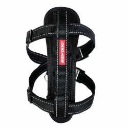 EZYDOG POSTROJ CHEST PLATE HARNESS + CAR RESTRAINT