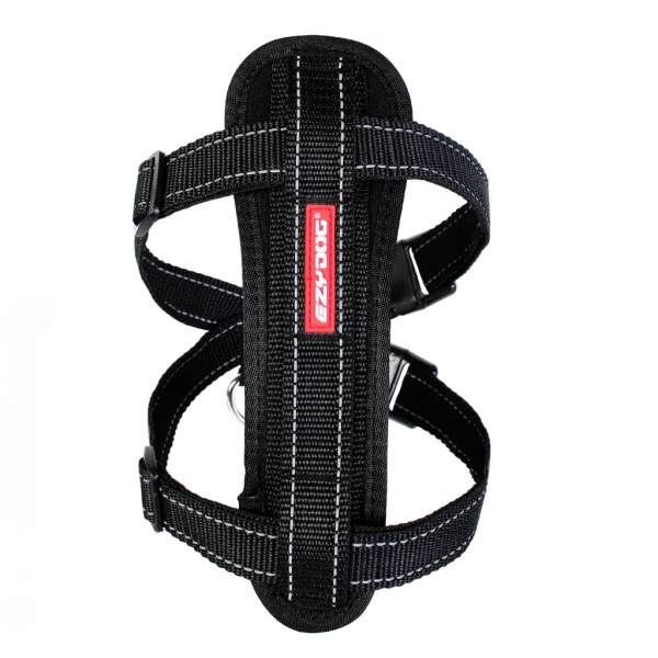 POSTROJ EZYDOG CHEST PLATE™ HARNESS + CAR RESTRAINT 1 - ČIERNY