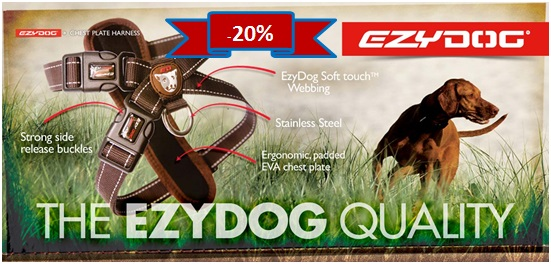 EZYDOG Chest Plate Postroj
