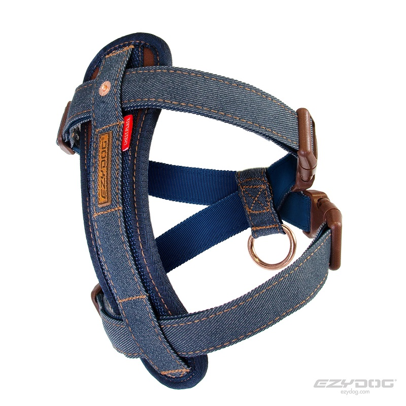 EZYDOG Chest Plate DENIM